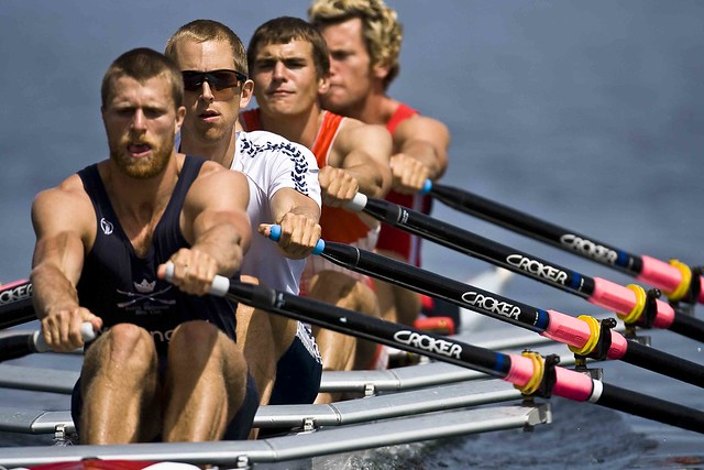 Rowing Men's Quadruple Skulls