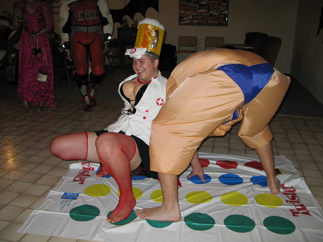Adult Twister Game 116