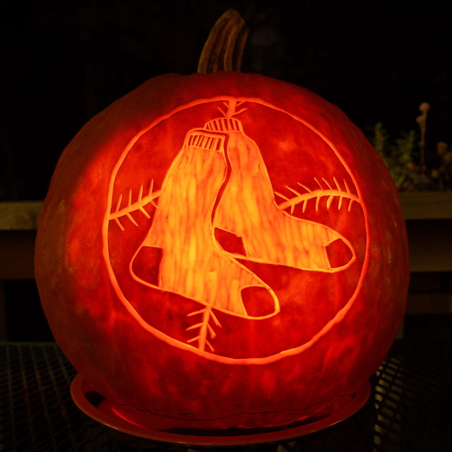 Happy quot red sox halloween flickr photo sharing