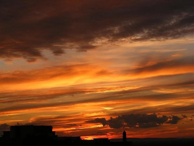 Photo - Coucher de soleil montreal ...