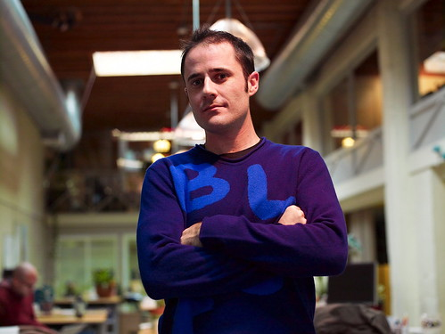 Fondateur de Twitter et blogger: Evan Williams