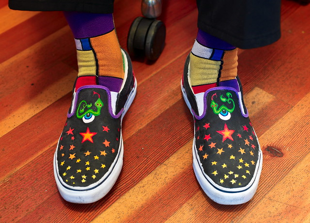 Large Socks Shoe Size