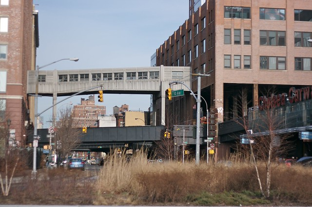 In the shadow of the High Line, pt. 19