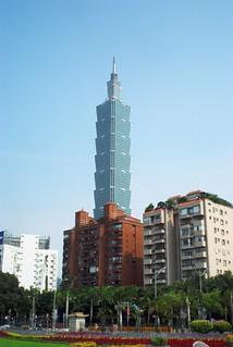 Downtown Taibei