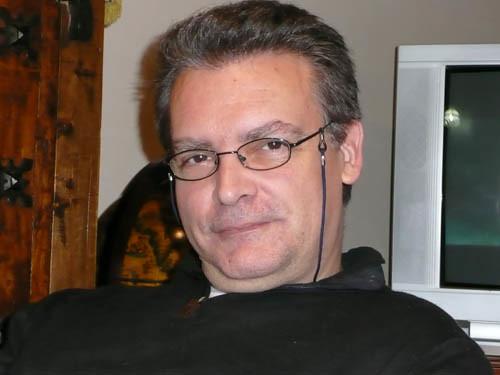 Antoni Dalmau. Periodista.