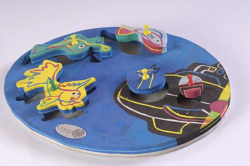 Chamalie Marine Puzzle FIT0051