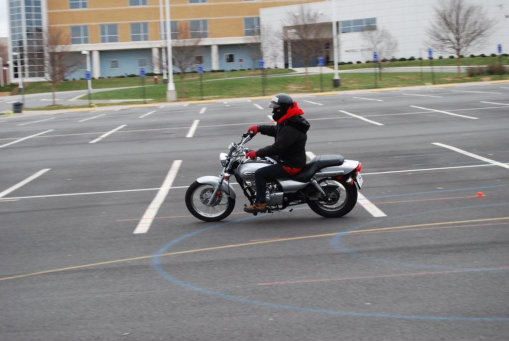 Motorcycle Class 3-08