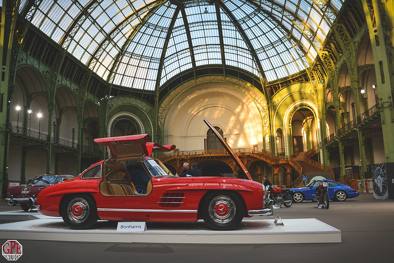 Mercedes 300 SL Gullwing