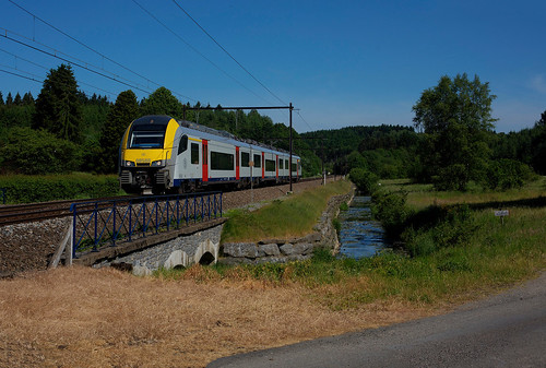 SNCB 08588 enroute to Luxemburg at Mellier 17-06-2015 (2)bl5