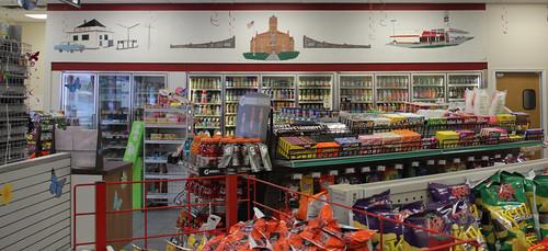 Knox autos weblog - Start convenience store countryside ...