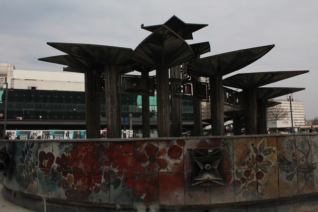 Fontana di Alexaderplatz