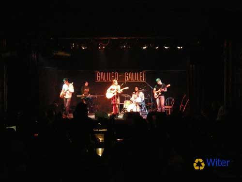 Conchita concierto galileo galilei 5 de octubre 2007 for Sala galileo conciertos