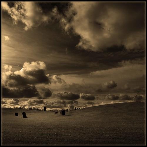 blackandwhite bw sepia clouds photoshop suomi finland square landscape helsinki nikon bravo scenery 100v10f d200 2007 themoulinrouge bsquare fivestarsgallery artlibre ok6 anawesomeshot ambientlightgroup ollik 20071011