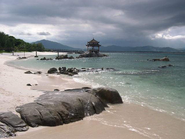 Wuzhizhou Island
