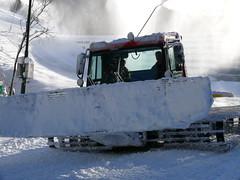 winter, vehicle, transport, snow, snowplow, snow blower,
