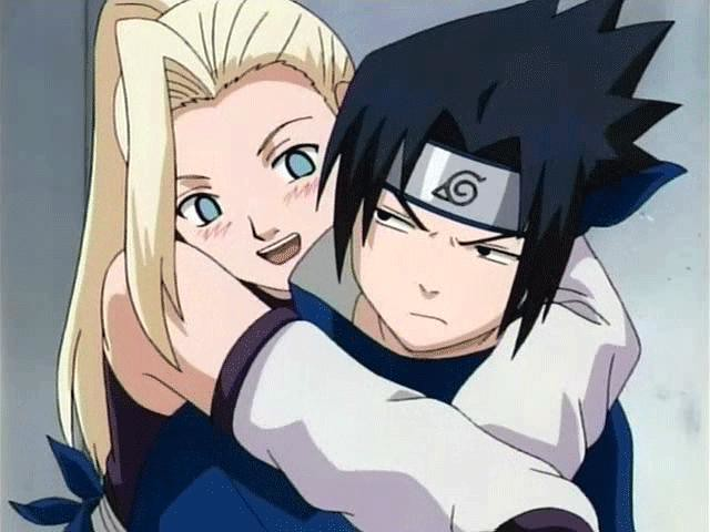 Ino and sasuke porn