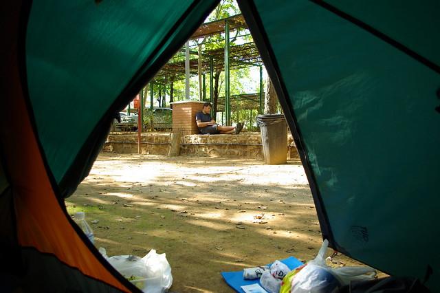 camping in Cordoba