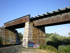 Bridge over Antelope Creek