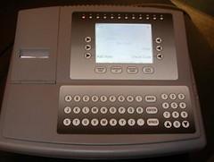 office equipment, answering machine,