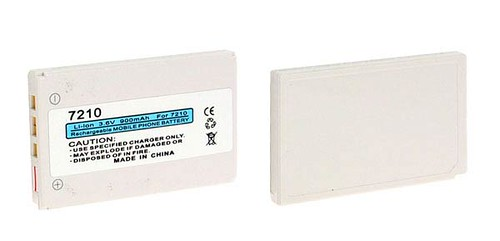 Rechargeable Mobile Phone Battery for NOKIA 7210