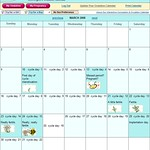 WebMD: Ovulation Calendar / 2008-03-25 / SML Screenshots