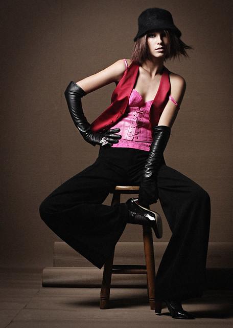 Simon Pais - Tendency Mix / fashion shoot