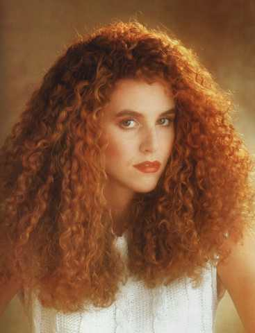 Stupendous 80S Hairstyles Curly Hair Hairstyle Inspiration Daily Dogsangcom