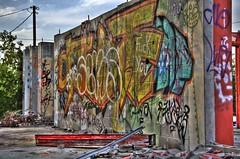 Abandoned with Graffiti 2