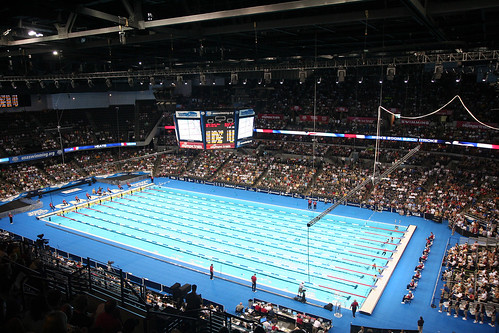 Image Gallery Olympic Swimming Trials