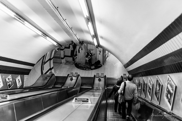 Paccadilly line - London