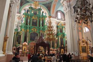 Imageof Vilniaus Šv. Dvasios cerkvė. church orthodox lithuania vilnius