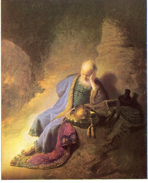 As Lamentações de Jeremias