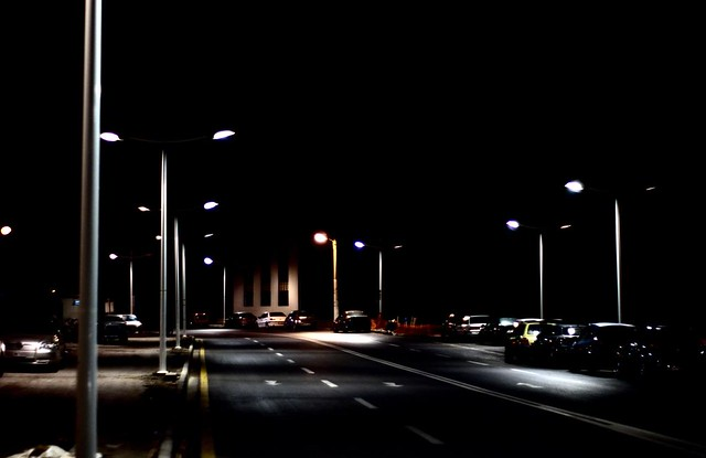 Empty Streets at Night!