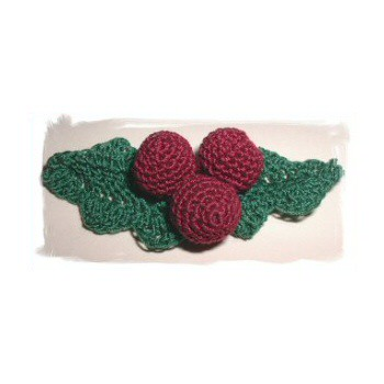Holly Leaf Swag - e-Patterns, Downloadable Patterns