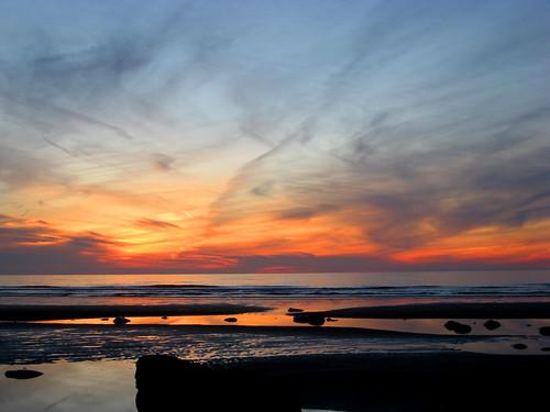 sunset yarmouthnovascotia anawesomeshot colourartaward