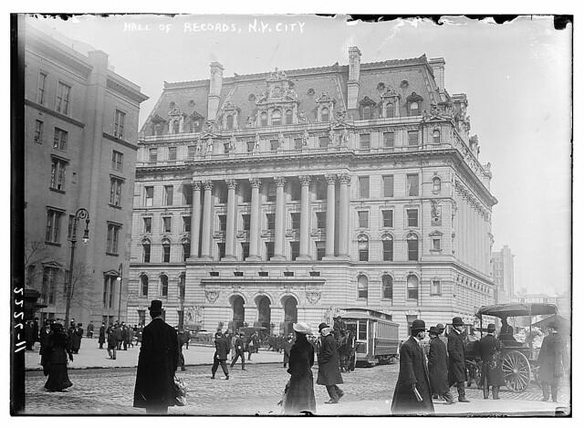 Hall of Records, N.Y.C. (LOC)