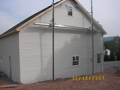barn, building, roof, siding, facade, shed,