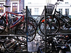 Double Decker Bike Rack