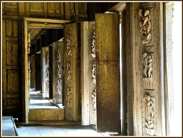 Portes ouvertes ... de Birmanie