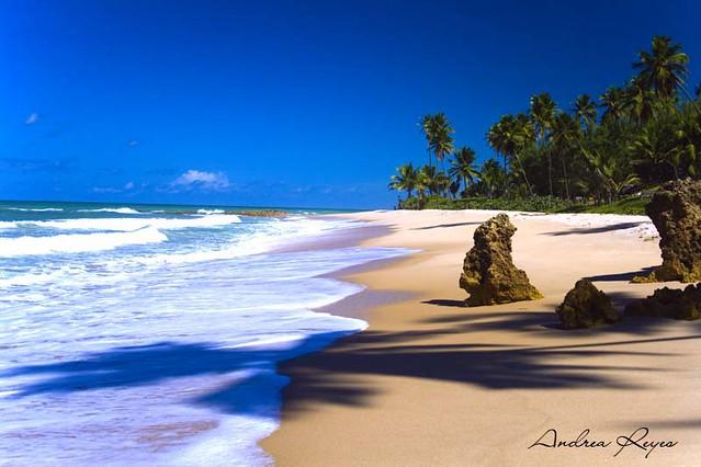 Praia do Coqueirinho, Paraíba, Brasil