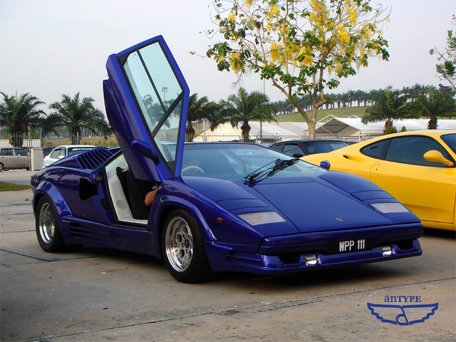 lamborghini countach 25th anniversary flickr photo sharing. Black Bedroom Furniture Sets. Home Design Ideas