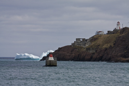 Iceberg & Lighthouse