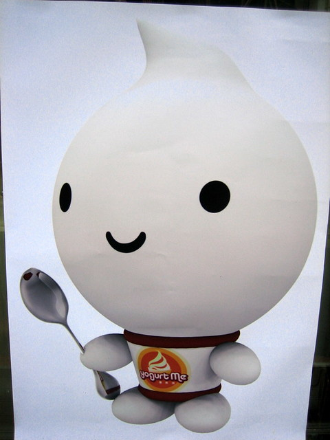 Yogurt me!