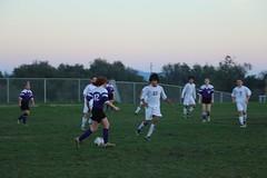 JV Boys & GIrls Soccer Scrimmage - 11