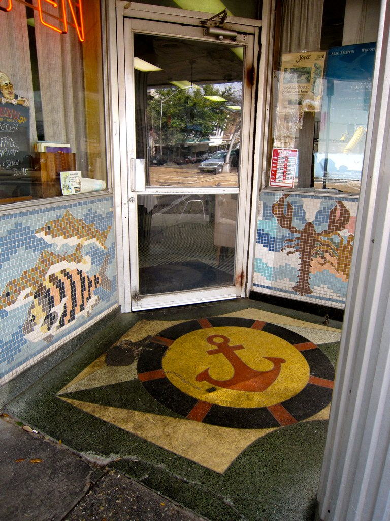 Mayflower Cafe Entrance