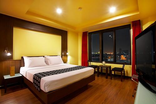 バンコク チャーダ ホテル