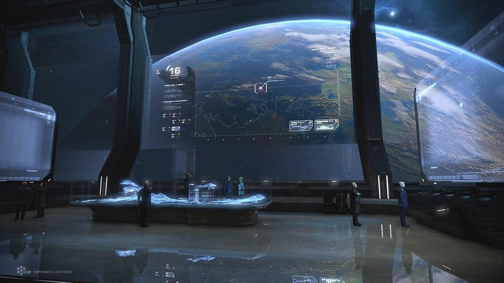 CCP Announced Project Legion 1