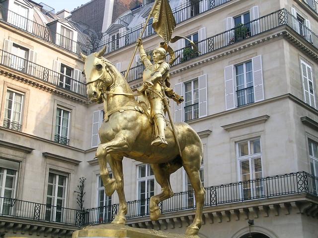 Paris Jeanne D 39 Arc Flickr Photo Sharing