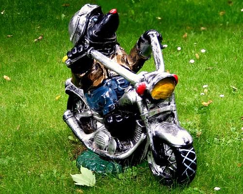 motorradfahrer berlin