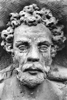 A head in Gouda